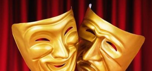 10959163-masks-with-the-theatre-concept